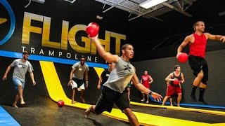 KINGDOM v Pre Sweets FLIGHT Dodgeball Tournament, March 2016