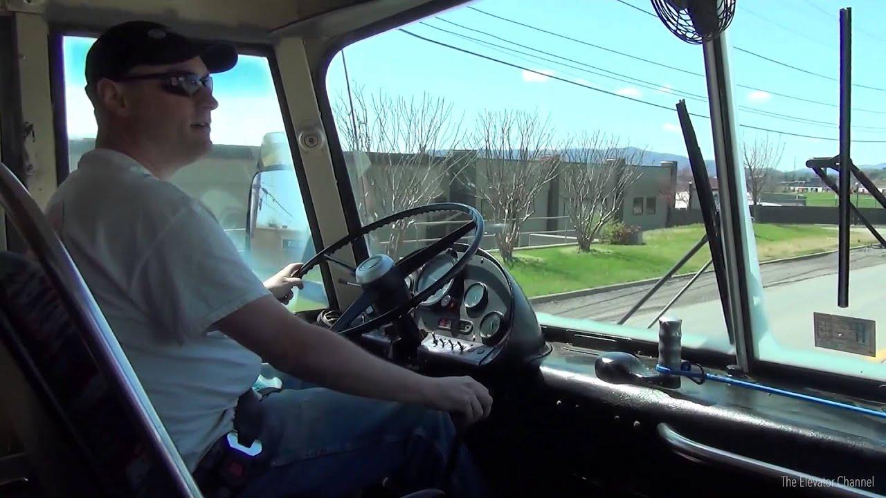 Dieselducy driving a 1968 gmc motor coach doovi for Motor coach driving jobs