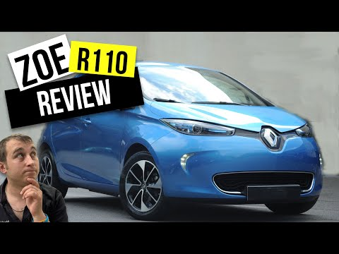 Renault Zoe R110 ZE40 Should you buy one? Pro's and Cons