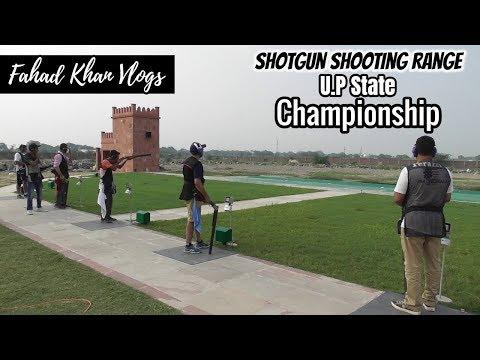 Visiting Shotgun Shooting Range U.P State Competition   U.P Aligarh India (VLOG #6)