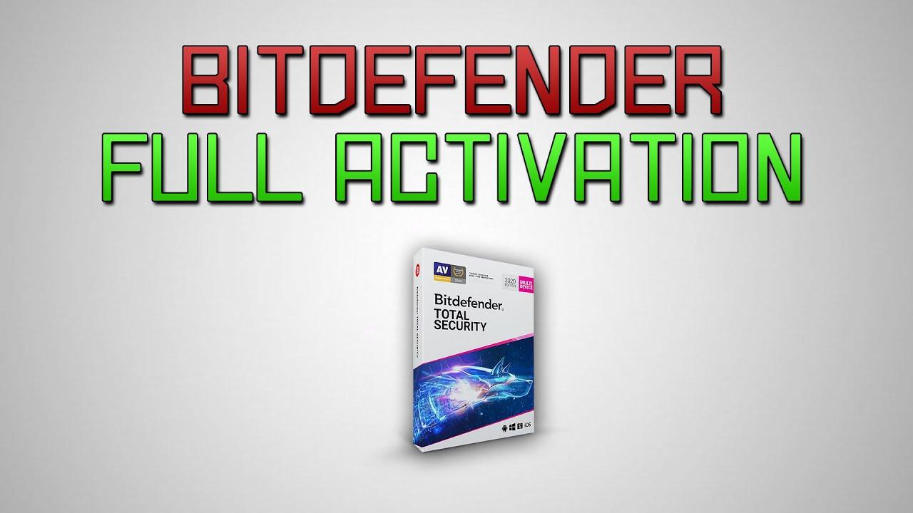 download bitdefender total security 2018 with crack