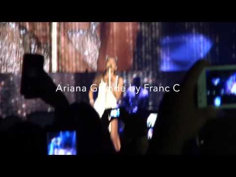 Ariana Grande - Tattooed Heart - Barcelona, Spain, Jun 16, 2015