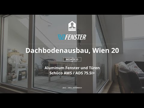 Referenz Dachbodenausbau Wien 20 Youtube