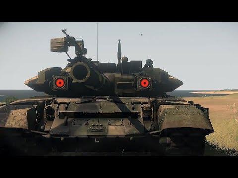 T-90 có chống được tên lửa chống tăng?