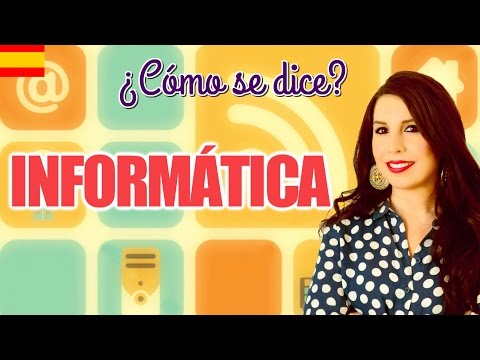 Computer and Internet Terms in Spanish