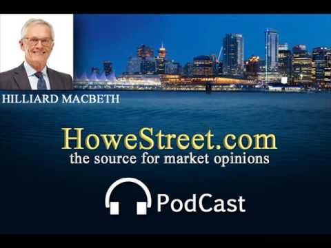 BC Pipeline, OPEC, Boost for Alberta Oil. Hilliard MacBeth - November 30, 2016