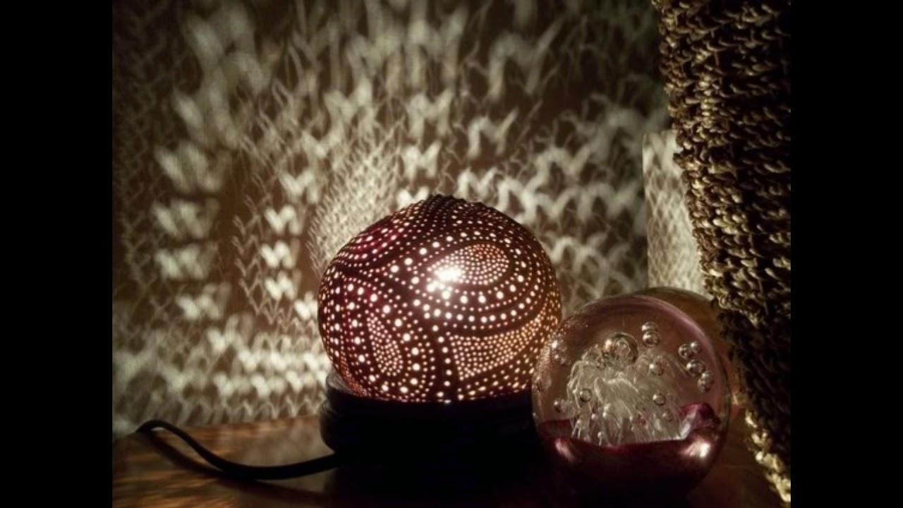 Diy beautiful coconut shell lamp shade youtube diy beautiful coconut shell lamp shade aloadofball Choice Image