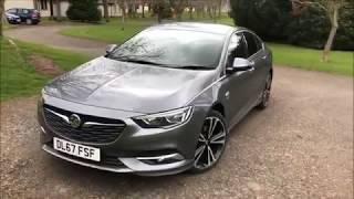 2018 Vauxhall Insignia 2.0 Turbo D SRI In Depth Review (aka 2018 Buick Regal)