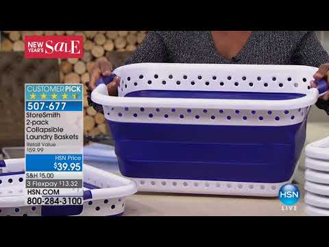 HSN | Storage & Organization 01.01.2018 - 02 AM