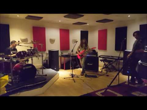 Second Band Practise - Eruption VH tribute -