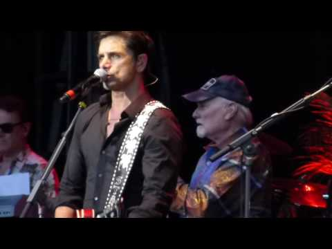 John Stamos with The Beach Boys - Forever live Berlin Zitadelle Spandau 08.06.2017