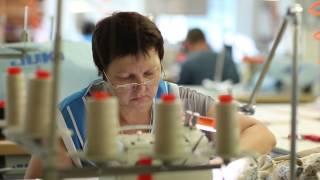 видео Швейные фабрики России, производители швейных изделий | Энциклопедия промышленности России, все заводы и промышленные выставки страны
