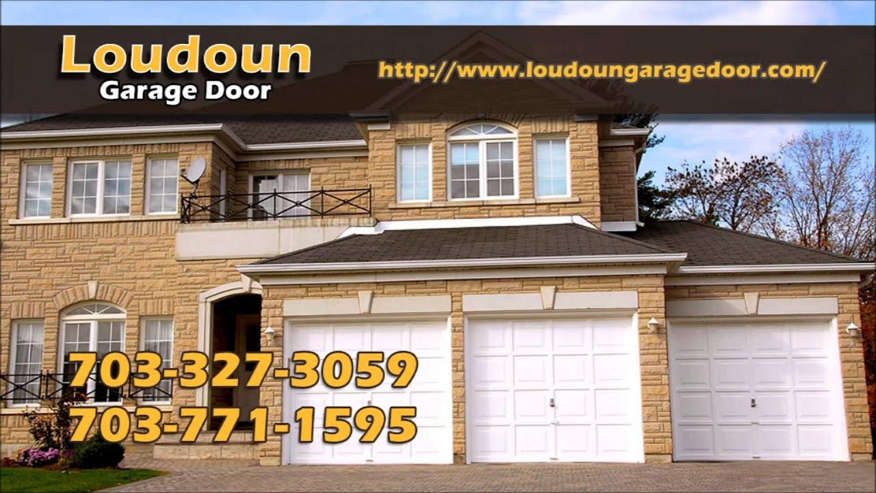 Etonnant Loudoun Garage Doors