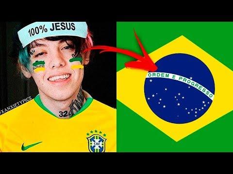 LIL XAN ESTÁ NO BRASIL? 😱 FOTO no INSTAGRAM CONFIRMA LIL XAN no BRASIL? - BETRAYED│Marco dos Anjos