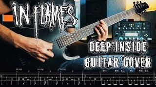 IN FLAMES - Deep Inside // Guitar Cover by George Mylonas w/TAB #inflamescovercontest winner