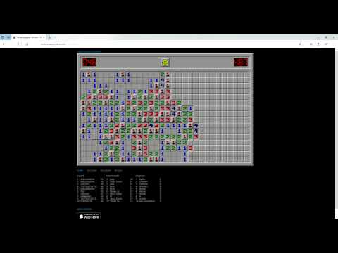 Minesweeper | 99 Mines Expert Mode Gameplay | Guess Of Fate
