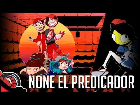 NONE EL PREDICADOR | L3th4l League #Rageduels Vs None y Eruby c\ Zellen