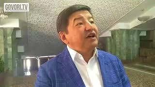 """А.Жапаров: """" Электрондук жаңы ыкмаларды киргизебиз"""""""