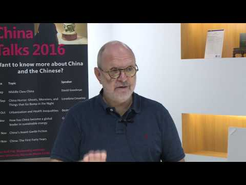 XJTLU China Talks: MIDDLE CLASS CHINA