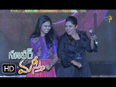 Adireti dress Memesthe Song|Ranina Reddy,Ramya BeharaPerformance|SuperMasti |Karimnagar|11thJune2017