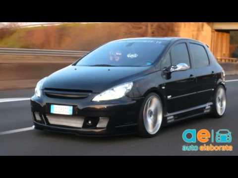 Peugeot 307 2.0 Tuning