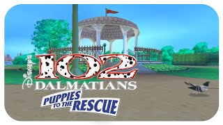 Regent's Park - Disney's 102 Dalmatians: Puppies To The Rescue - 100% Ps1 Walkthrough (1)