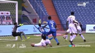 هدف الشباب الأول ضد الفتح (عبد الله الفهد) في الجولة 7 من دوري جميل