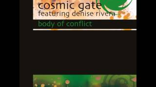 Cosmic Gate feat. Denise Rivera ‎- Body Of Conflict (Extended Vocal Mix) [2007]