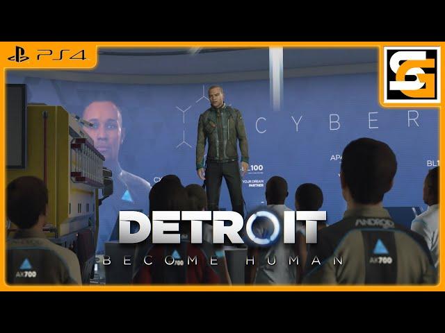 Detroit: Become Human #25 - Wir folgen dir