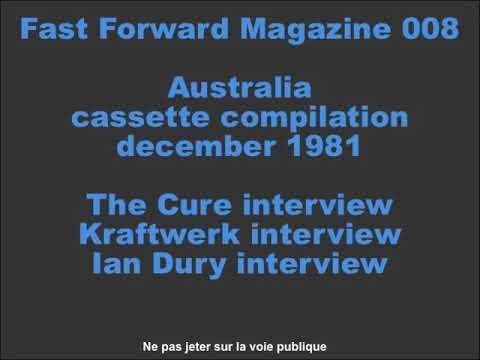 Fast Forward 008 - cassette magazine from Australia - dec. 1981