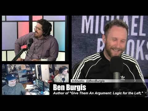 Biden Will Crash And Burn & Hillary Out ft. Ben Burgis (TMBS 80)