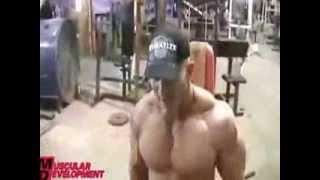 Dymatize Nutrition Presents Andy Haman Trains Arms