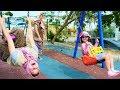 Fındık Ailesi Oyun Parkı 'na Gidiyor. Eğlenceli Video