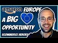 Amazon Europe: Huge Untapped Potential!