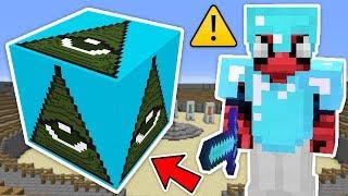 İLLUMİNATİ ŞANS BLOKLARI CHALLENGE (SAKIN KIRMAYIN!) - Minecraft