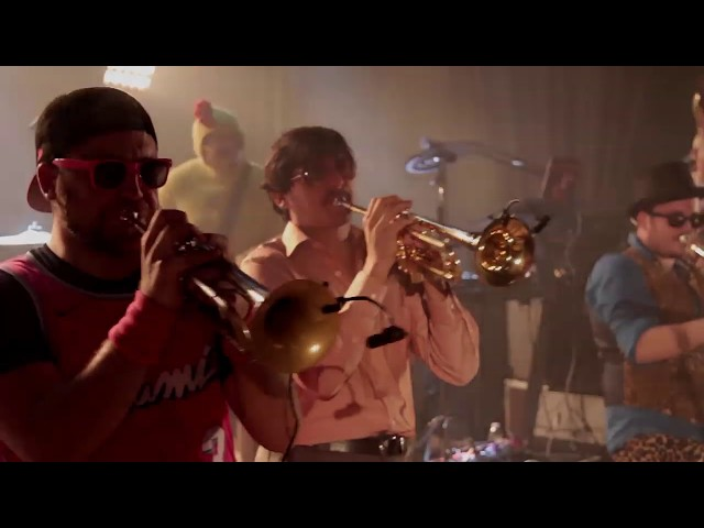Funky Style Brass - JE PEUX PAS LA LIRE (Live 2019)