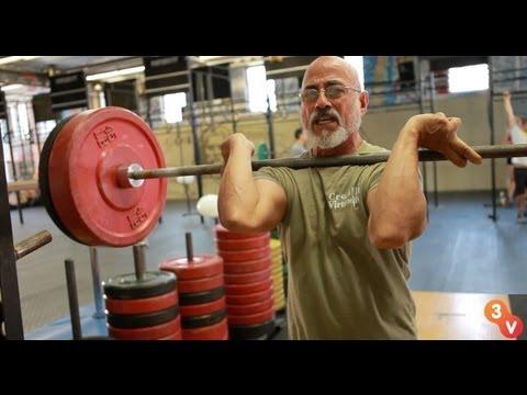 Jacinto Bonilla, a 73-Year-Old CrossFitter