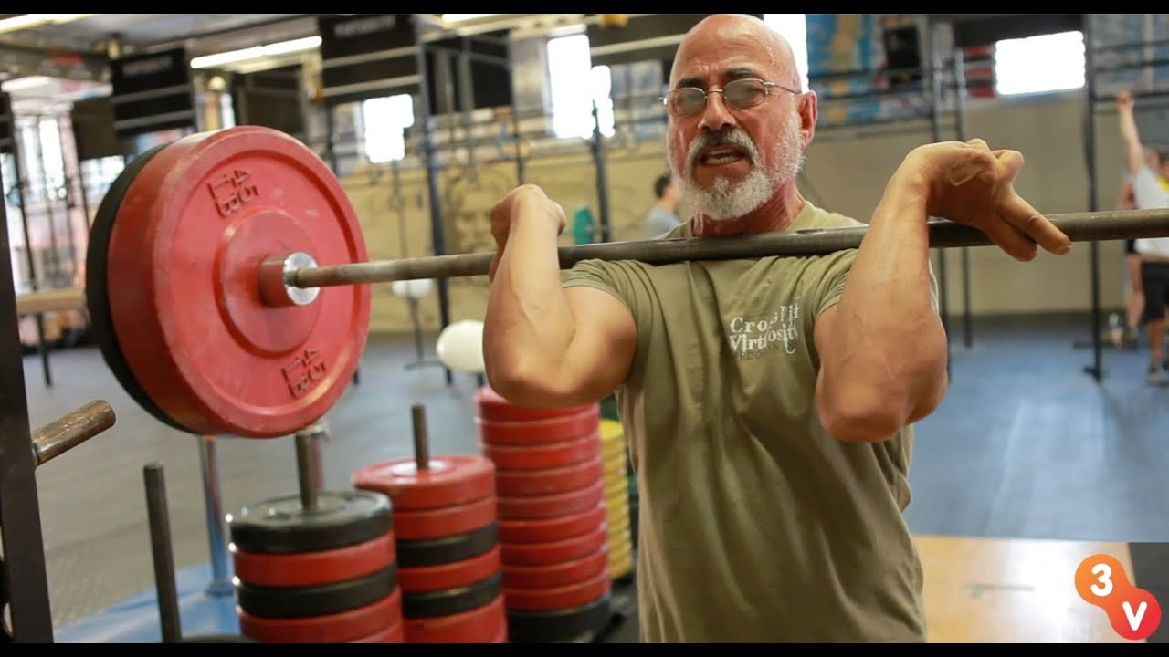 Crossfit for older guys