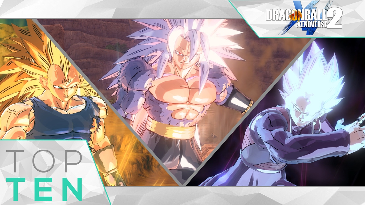 Top Ten Greatest Dragon Ball Xenoverse 2 Mods Of January 2017 Top 10