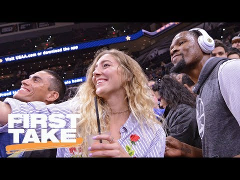 Kevin Durant Declares Life Is More Than Winning NBA Titles | First Take | May 26, 2017