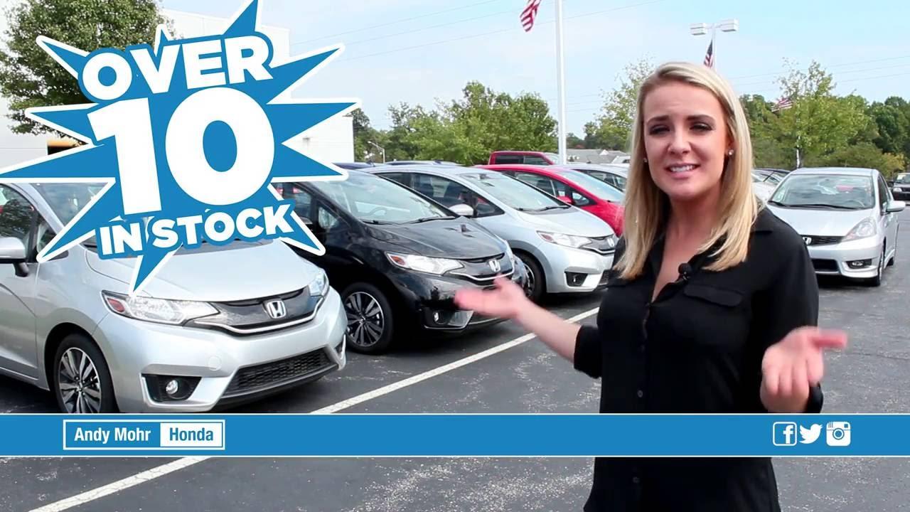 Honda Fit | Sign U0026 Drive | $199/month | Andy Mohr Honda | Bloomington,  Indiana