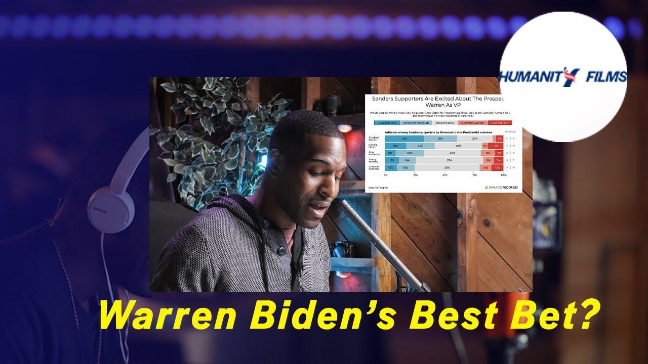 Poll Shows Warren is best pick to bring in Progressive voters | Reade's Mother Calls Larry King