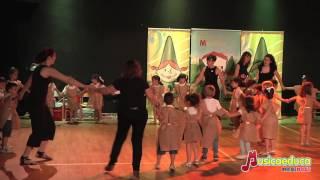 La danza del Oso - Alumnos de Musizón 3 - Festival Musizón 2016