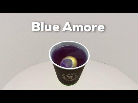 Blue Amore at Teabox in Bengaluru
