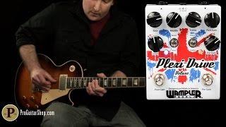 Wampler Plexi-Drive Deluxe