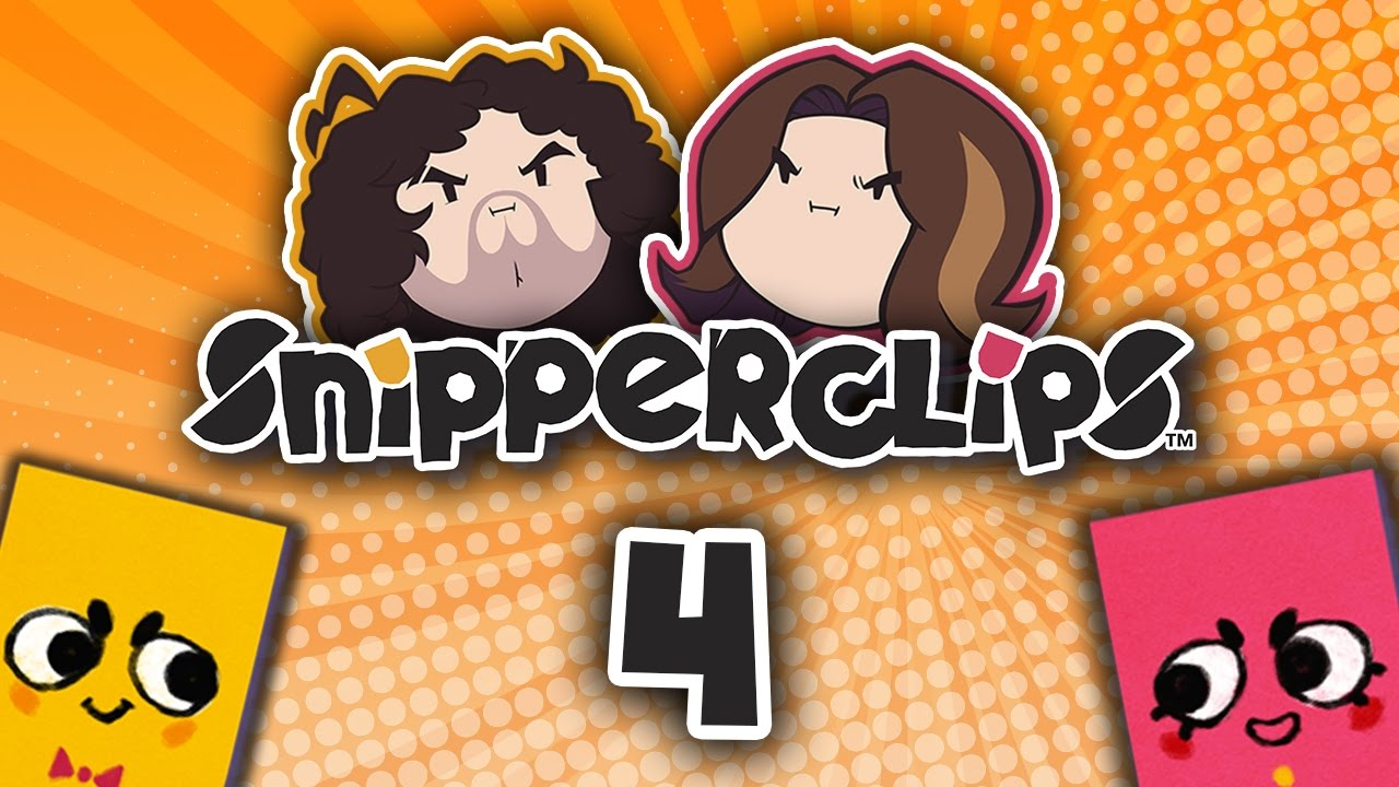 Snipperclips Jumpin Fish - Part 4 - Game Grumps - Youtube-7417