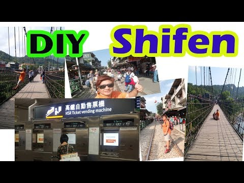 How to get to shifen from taipei main station I step by step direction to shifen
