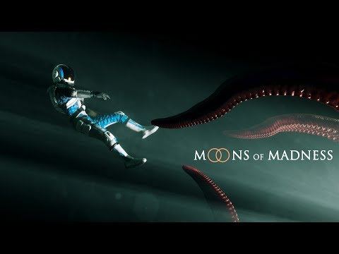 Moons of Madness - Occult Space Survival Horror