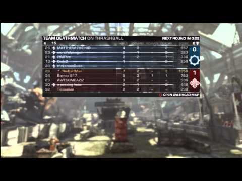 Team Deathmatch Three - Thrashball - TheBaffMan's Gears 3 Beta Ultimate Guide