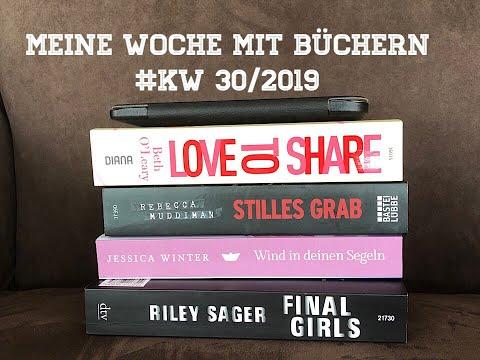 Meine Woche mit Büchern #KW 30/2019